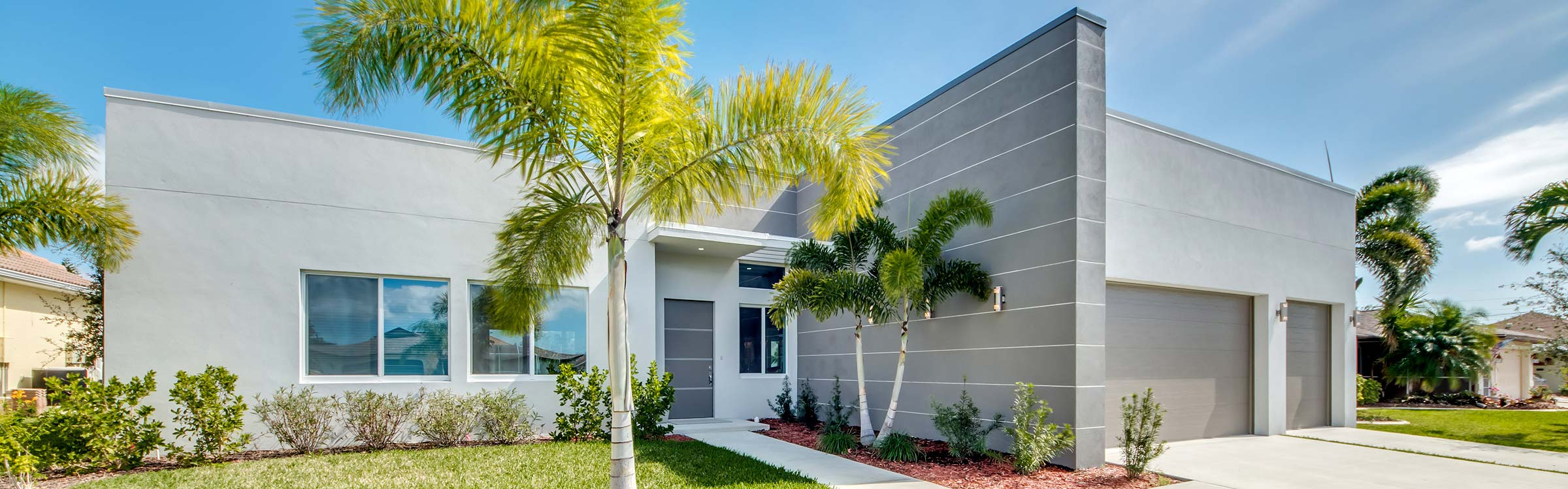 Neubaumodelle in Cape Coral | Florida